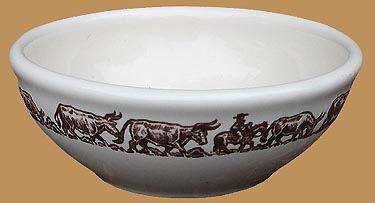 Longhorn Soup Bowl, 14 oz.